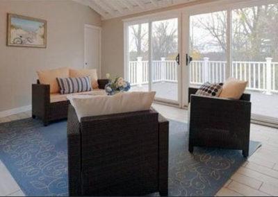 Home Staging Gallery - 3 Season Room - Wenham, Massachusetts