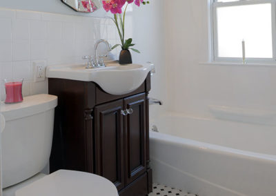 Renovations Gallery - Bathroom Makeover View One - Hamilton, Massachusetts