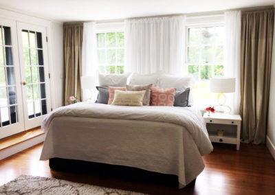 Home Staging Gallery - Master Bedroom - Wenham, Massachusetts