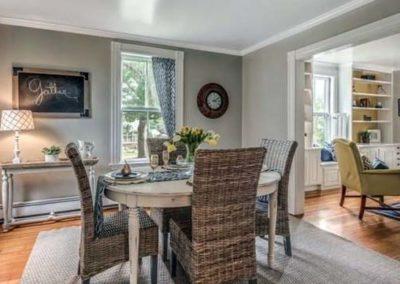 Home Staging Gallery - Dinig Room - Hamilton, Massachusetts