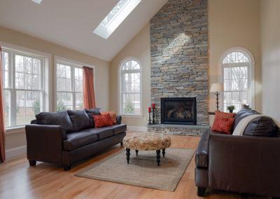 Home Staging Gallery - Family Room - Hamilton, Massachusetts