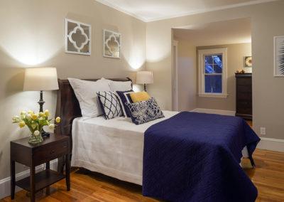 Home Staging Gallery - Bedroom - Melrose, Massachusetts