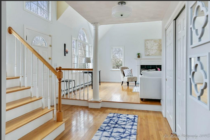 North Andover, Foyer to Livingroom
